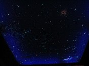 deep space in tray ceiling