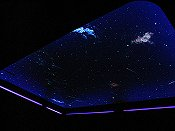 deep space fantasy theme